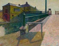 Boathouse Walk Bridge, Commercial Way
