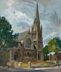 Emmanuel Church, Barry Road