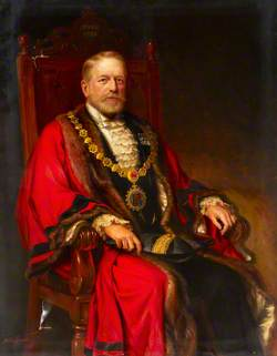 Colonel Samuel Bourne Bevington, Mayor of Bermondsey