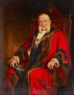 John Molesworth Thomas Dumphreys (1844–1925), Mayor of Bermondsey