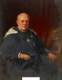 Cannon Edward Josselyn Beck, Rector of Rotherhithe