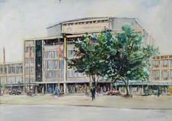 Fairfield Halls, Croydon, Surrey