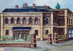 Croydon Public Halls, Surrey
