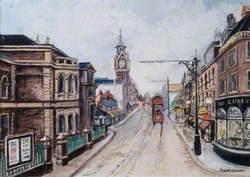 George Street, Croydon, Surrey, before 1914
