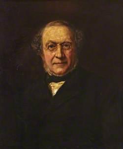 Sir Alfred Barring Garrod (1819–1907), MD, FRCP, FRS, Physician (1863–1907)