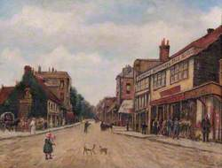 London Road, Kingston, Surrey