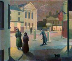 Nocturne (Eden Street), Kingston, Surrey