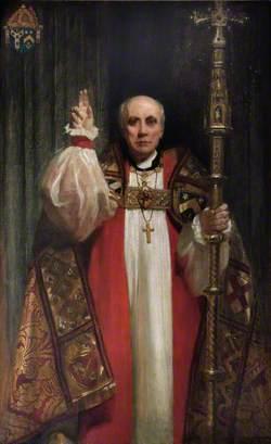Randall Thomas Davidson (1848–1930), Archbishop of Canterbury