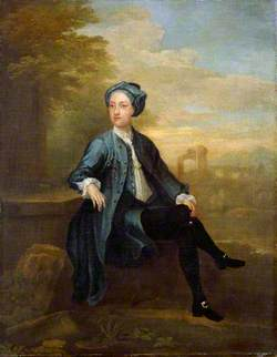 Sir Robert Pye (c.1696–1734), Bt