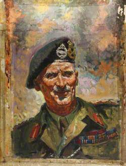 Lieutenant-General Sir Bernard Montgomery