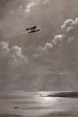 Seascape, Schneider Trophy Aircraft