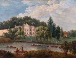 Alexander Pope's House and Earl Ferrers' House, Twickenham, Middlesex