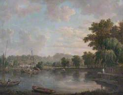 The Thames at Richmond, Surrey
