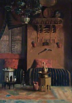 Sir Richard Burton's Smoking Room