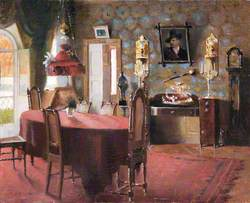 Sir Richard Burton's Sitting Room