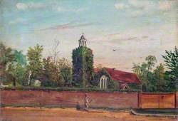 Church, Teddington, Middlesex