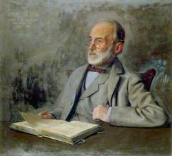 Daniel Oliver, Keeper of the Herbarium, Royal Gardens, Kew (1864–1890)