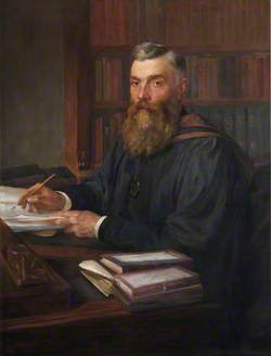 The Reverend John Pincher Faunthorpe (1839–1924), MA, Principal of Whitelands College