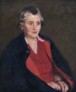 Miss Dorothy Counsell (1887–1978), Principal of Whitelands College