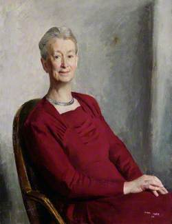 Eglantyne Mary Jebb (1889–1978), MA, the Third Principal of Froebel College (1932–1955)