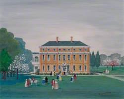 Carshalton House, Carshalton, Surrey