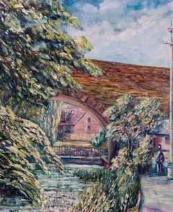 Wandle Bridge at Butter Hill