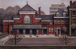 Sutton Public Hall, Surrey