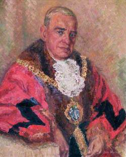 Alderman William Tuckett Venton (1876–1958), Mayor of Sutton and Cheam (1947–1949)