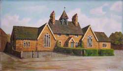 West Street School, 1854