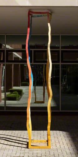 Soft Pillar Sculpture
