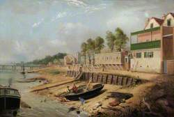 Thames at Putney, London