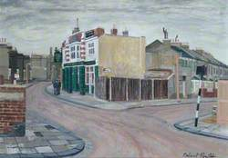 The London, Chatham and Dover Tavern, Cabul Road