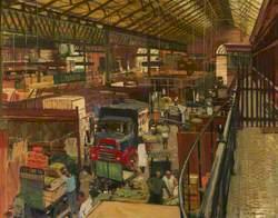 Brentford Market