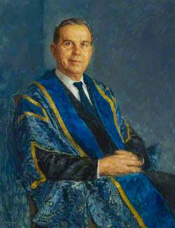 James Topping, Vice-Chancellor (1966–1971)