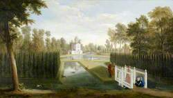 A View of Chiswick House Gardens