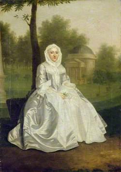 Lord Burlington's Mother