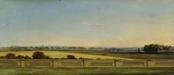 Thames Valley from Gunnersbury Lane