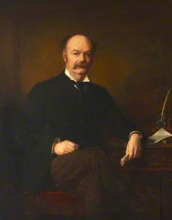 Sir Edward Montague Nelson, Esq. (1841–1919), JP, CC
