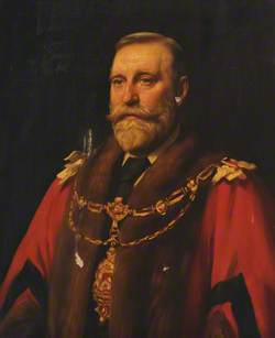 Councillor Henry Walter Peal of Ealing (1850–1938), Mayor (1902–1903)