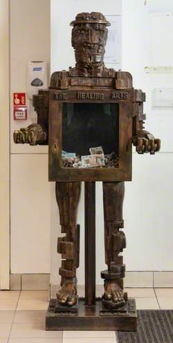 Healing Arts Collection Box