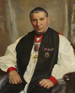 William Wand (1885–1977), Bishop of London (1945–1956)