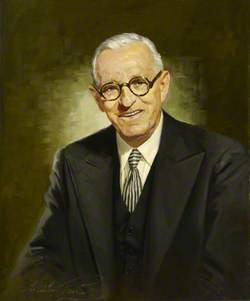 Councillor Ernest George Bayliss