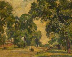 Summer in Kensington Gardens