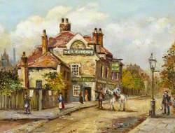 'Black Lion', Church Street