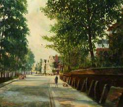 The Old Wall, Melbury Road