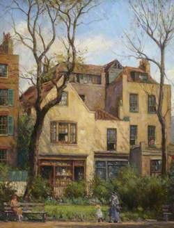Old Shops, Cheyne Walk