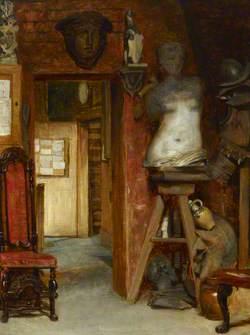 John Birnie Philip's Studio, Manresa Road