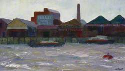 Old Wharf, Chelsea