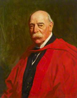 Sir Alfred Rice Oxley, CBE, MD, JP