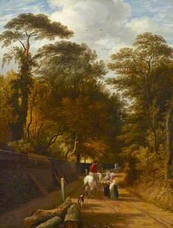 Nightingale Lane, Kensington